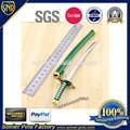 regalos exquisitos forma personalizada de metal espada samurai espada