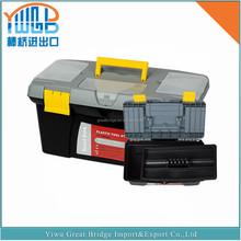 "Yiwu Jinhua super quality durable plastic tool box 19"""