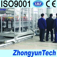 hdpe pvc double wall corrugated pipe manufacture machine