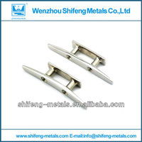 Stainless steel cleat for marine;Stainless steel cleat for boat use