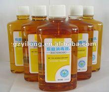 líquido antiséptico químicos desinfectantes del hogar