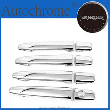 Chrome car trim accent styling gift, Chrome Door Handle Cover - for Mitsubishi Lancer Evolution Gen 4/5/6