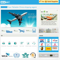 Quick cheap air freight from china to uk
