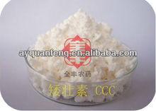 Agrochemicals Chlormequat Chloride 98% TC