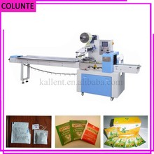 best selling hardware/candy/ plasticine/tea bag packing machine price