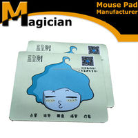 customized eco-friendly carton lovely kids computer mouse pad