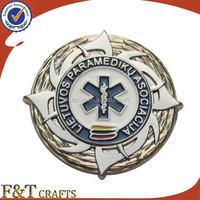 souvenir 3D lapel pins enamel badges custom