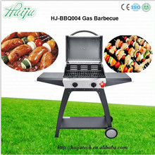 Professional Restaurant Ovens Industrial Stainless Steel Gas Bbq Grill HJ-BBQ004
