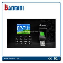 2015 Fingerprint Time Attendance System Software A-C051