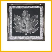 Guansheng GOS606025 Wholesale 3D Handmade Interior Shadow box Decoration Wall Art