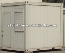 accommodation container house in Canada