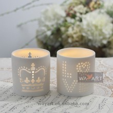 Different Types of Candle Light Holder Laser Cut Candle Cup Holder