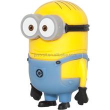 3D cartoon character bulk 1gb usb flash drive for sale