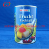 cheap price mixed fruits, canned fruit cocktail in syrup