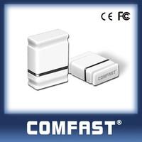 Mini 150Mbps Lan 802.11n USB 10 Gigabit Nic 802.11N Wireless Adapter