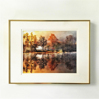 gold metal photo frames, free sample gold frames