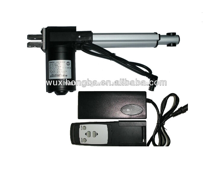 Rotary Linear Actuator 12v Worm Drive Gear Motor Dc For