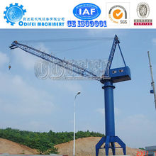 Single Jib Portal Crane Definition