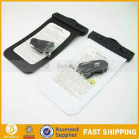 High quality TPU phone case water proof bag for iphone 5