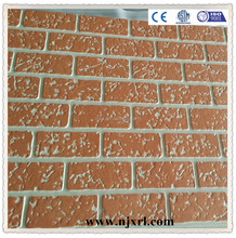 Exterior wall Panels in face brick pattern!