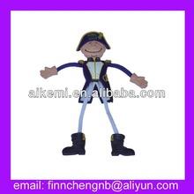 polyresin/polystone/resin England custom design souvenir fashion leg resin dangle fridge magnet