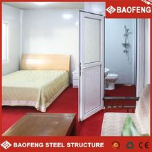 modern design custom steel prefab house home special container