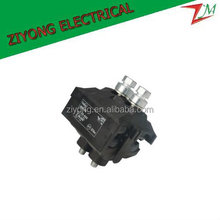 High voltage insulation piercing connector JMA240 with copper /aluminum teeth