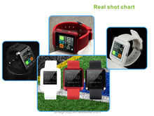 2015 New arriving Bluetooth Smart Watch WristWatch U8 for Android Smart Phone