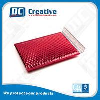 China Supplier red foil envelope seals