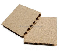 18m 28mm 38mm thickness tubular chipboard/particle board for door core use
