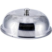 High-Q Stainless Steel Kitchen Tool Food Cover
