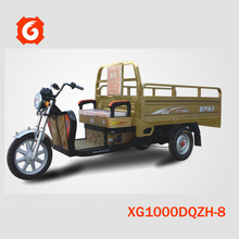 New style Xinge electrical trike electrical cargo van with no pollution