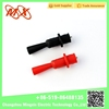 Mingxin Elegant Design alligator clip stainless steel large alligator clips Small Battery Alligator Clip With Hats