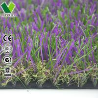 Harmless Decorative Artificial Grass Landscaping
