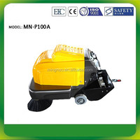 mini street Compact sweeper ,swifter cleaning tool MN-P100A robot sweeping car