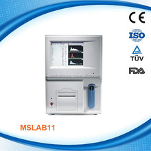 New products!! Blood testing equipment best hematology cell counters/factory hematology analyzer (MSLAB11-G)