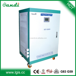 frequency converter 50hz/60hz AC Drive variable frequency inverter 22KW