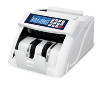 AL-5600 Intelligent Portable Multi Banknote Counter with Fake Note Detector Suitable For Most Currencies