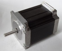 1.75 nm NEMA 23 stepper motor 57SHD0801-27M / eixo 6.35 mm 76 mm altura para CNC router
