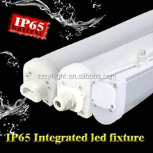Low cost 65W LED pendant linear light with PC Cover