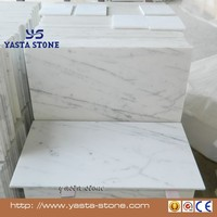 Flooring Tiles Slab Countertops Mosaic Carrara White Marble