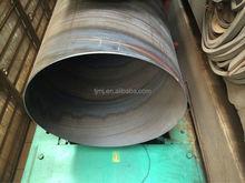 Spiral Welded Casting Technics Gas Tube