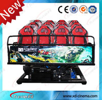 High Quality Simulator game machine CE 3d 4d 5d 6d movies 5d cinema house