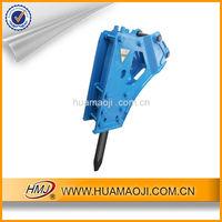 krupp hydraulic breaker rock hammer