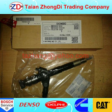 Denso Original and New Fuel Injector 095000-6250 for NISSAN Navara 16600-EB70A 16600-EB70D