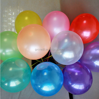 Fashion wedding decoration balloons/Inflatable latex party balloons