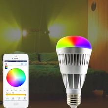 new product launching Android IOS RGBW 2015 top selling smart led bulb