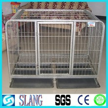 Fashional and professional 10x10x6 foot classic galvanized outdoor dog kennel