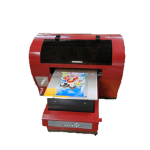 Hot sale A3 size DTG printer, direct to garment printer, t shirt printing machine, For Free professional RIP software provided