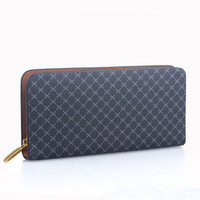 Wholesale Quality 2015 Cool Men's Leather Wallet Purses Business Fashion Men Wallet Casual New Arrival Purse Male Clutch Wallet